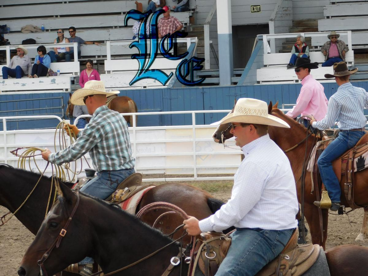 Ranch Rodeo - Team Doctoring 9-02-2016