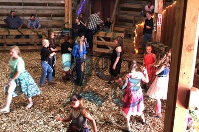 Daddy Daughter Dance rocks Fairgrounds