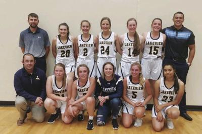 LHS girls basketball