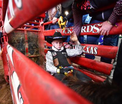 Dolbear had fun at Junior Rodeo World Finals