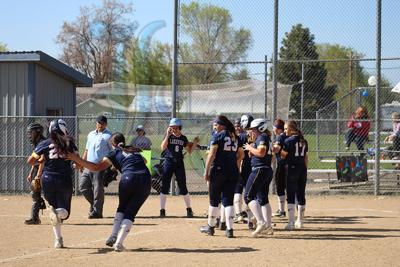 Lady Honkers rout Burns; clinch State playoff spot