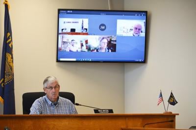 County looks to amend contract with KCC