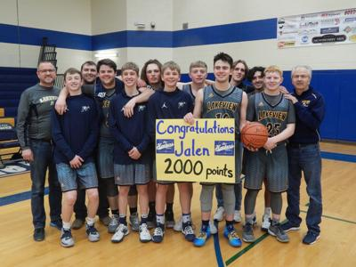 Lampman completes LHS career in rare company