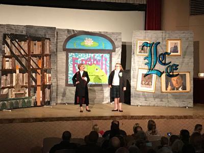 Alger Angels take center stage at Alger Theater