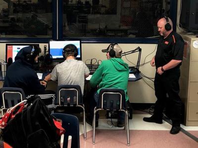 North Lake FFA takes to the airwaves