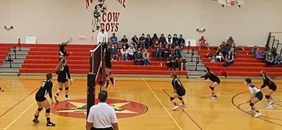 north lake volleyball