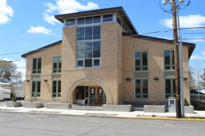 Lake County library reopens