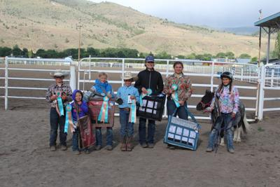 Winners of the first buckle series event