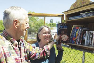 10-02 Little Free Library