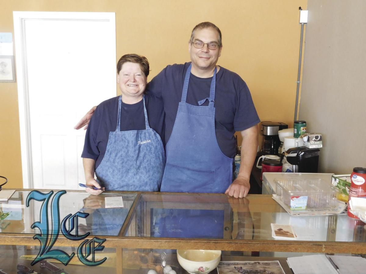 Coyote Creek Cafe and Gifts now open for business in Downtown Lakeview