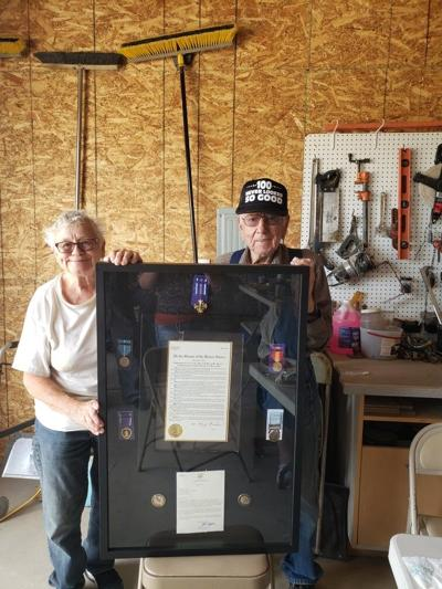 Local WWII, Korea veteran honored for his service