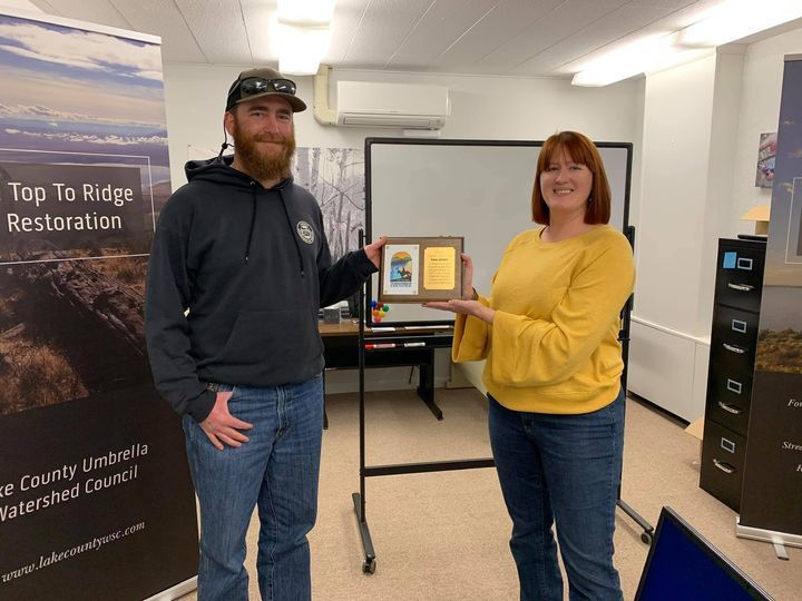 Watershed Council names Partner of the Year