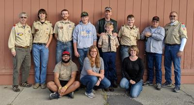 11-20-19 Boy scouts support food share