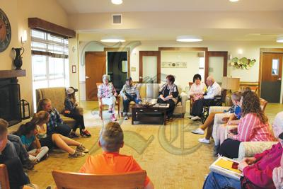 Stories of WWII Vets impact Lakeview youth