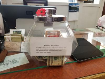 Money being collected for VFW post