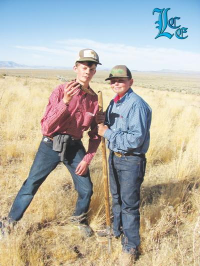 From Seedlings to Sagebrush: A Year of  Success at Warner Creek Correctional Facility