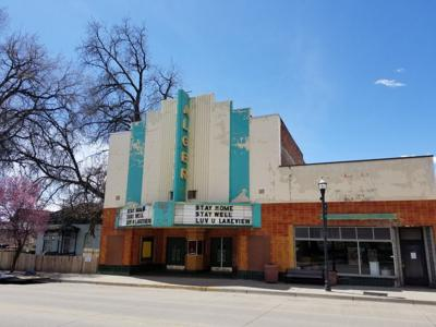 Old artifacts of the Alger Theater promised