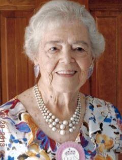 Stella Elizabeth (Ekstam) Pierce Jester (June 28, 1918 - June 8, 2021)