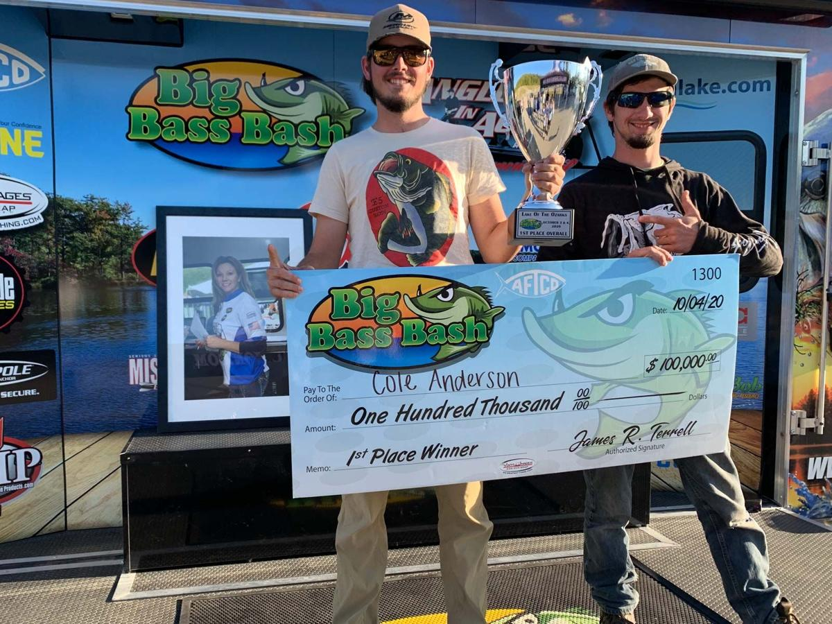 Cole Anderson & Brennan Banks Celebrate