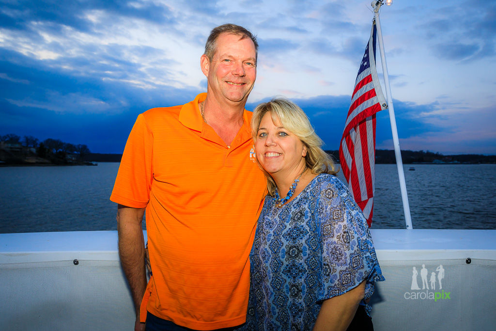 Mark & Tiffany Maasen of Poly Lift Boat Lifts