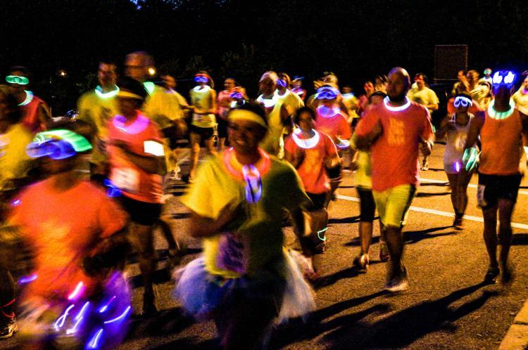 Night Glow Run
