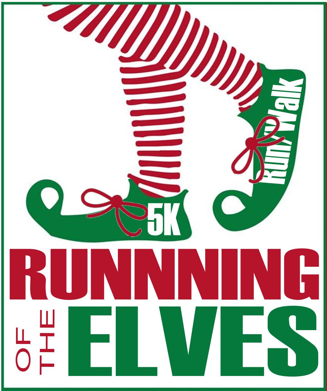 Running of the Elves 5K Run/Walk
