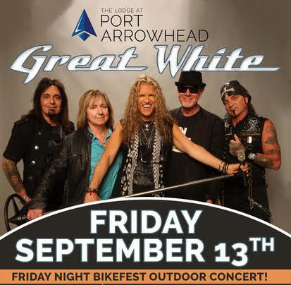 Great White Flyer