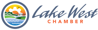 Lake West Chamber Logo