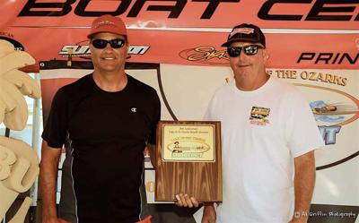 Garth Tagge & Jim Melley At Lake Of The Ozarks Shootout