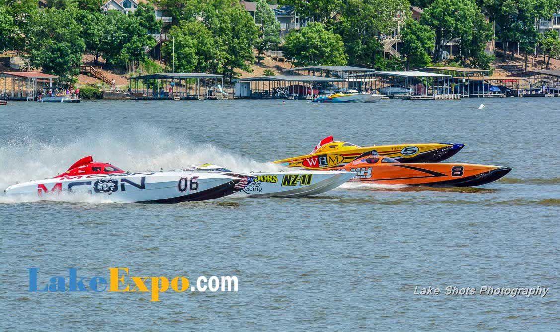 Lake Race 2019 Results: More Than 50 Boats Battle Across 14