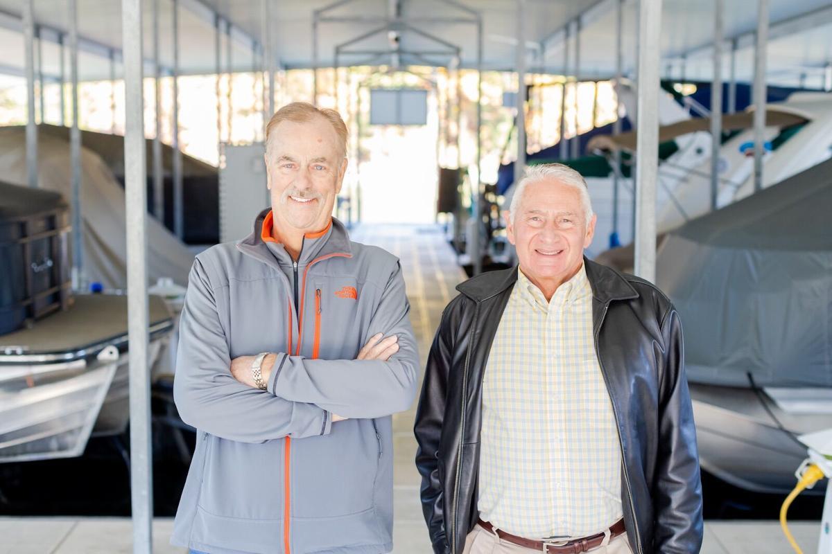 Steve Brink & Rick Ball