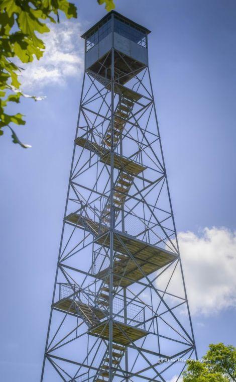 Camdenton Fire Tower