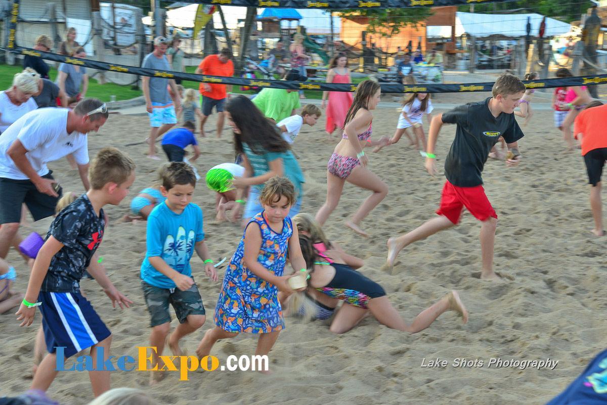 summer vacation treasure hunt