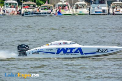 Blown Motor, Busted Hull, & A Thrown Prop: Lake Of The Ozarks Powerboat Team Says The Road To Victory Can Be Rough (And They Love It)