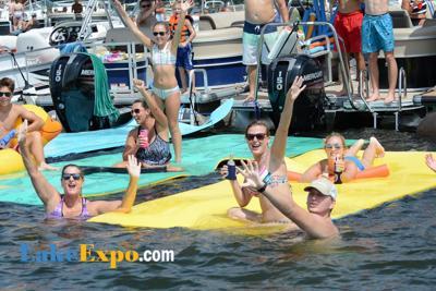 Fun On The Shootout Flotilla