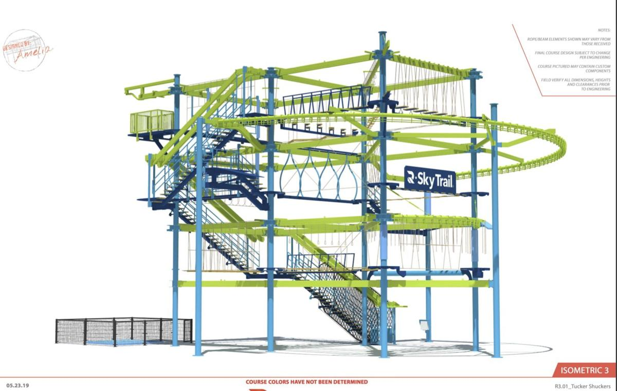 Design Of Tucker's Ropes Course