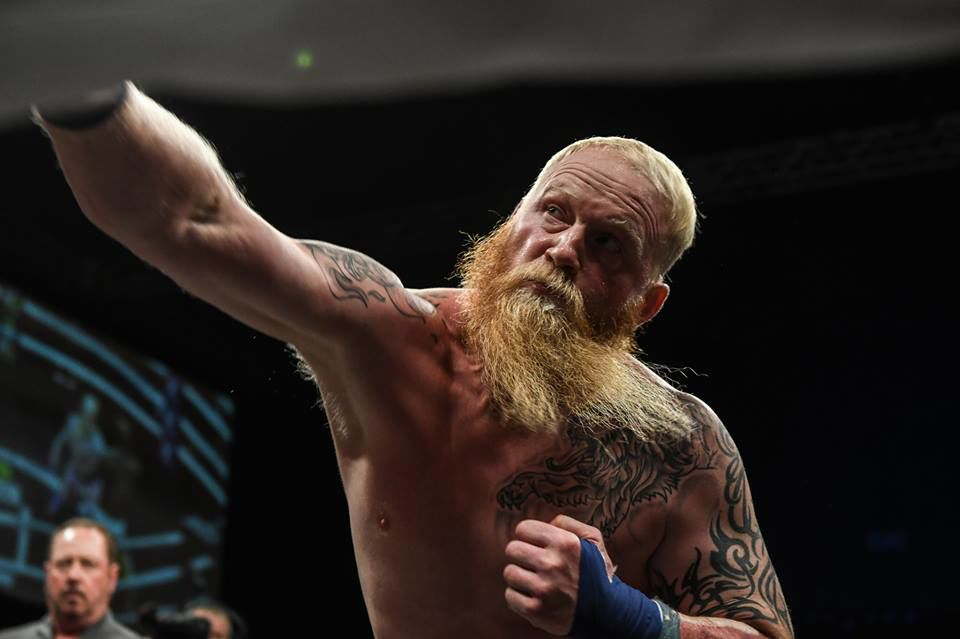 Real Life Iron Fist Bare Knuckle Boxer Sam Shewmaker Packs A Major Punch Preps For Heavy Weight Championship Lake Of The Ozarks News Lakeexpo Com