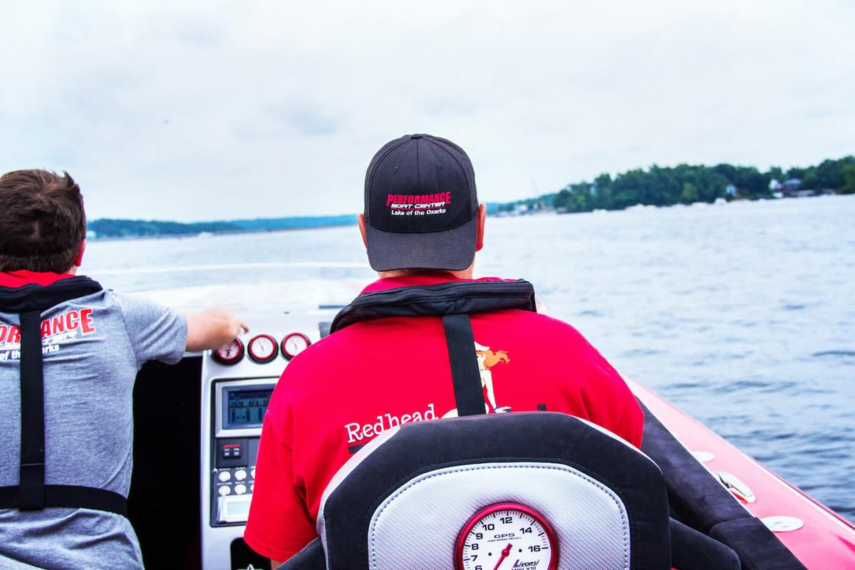 Brett Manire - Performance Boat Center