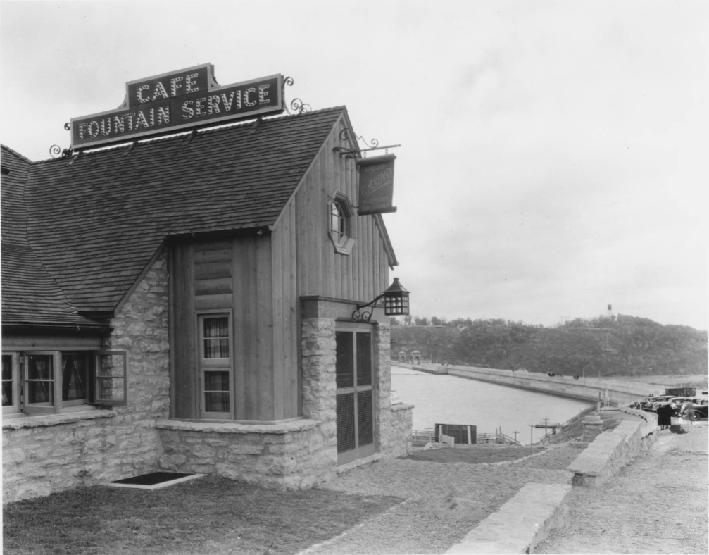 Lakeside Casino in the Lake of the Ozarks' Early Days