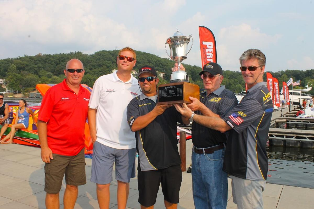Performance Boat Center, American Ethanol, & The Shootout