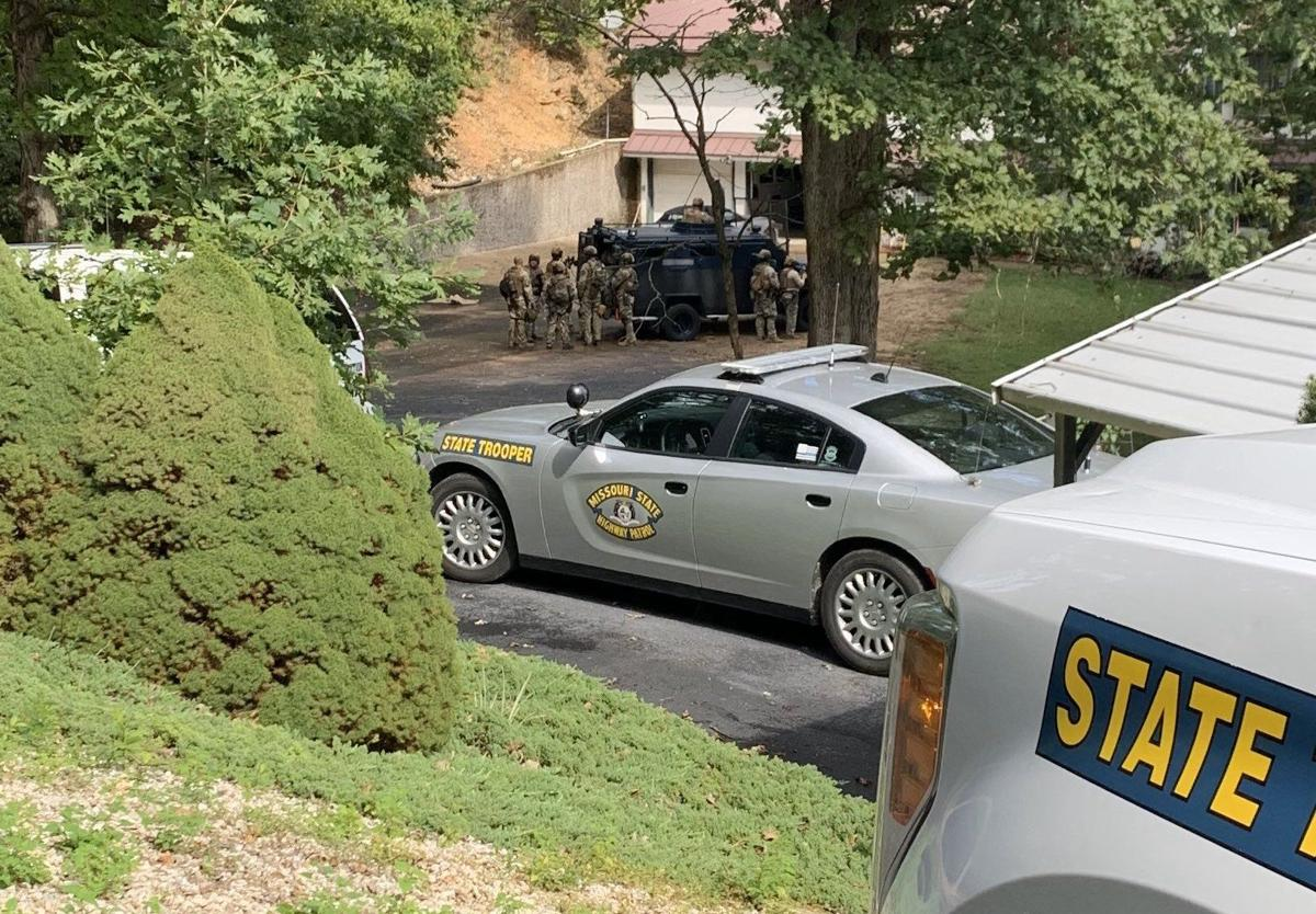 Hostage Situation In Rocky Mount