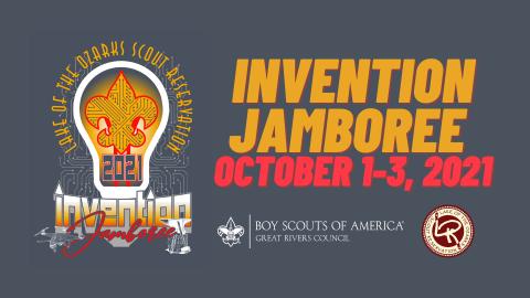 Boy Scouts of America Invention Jamboree 2021