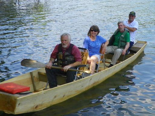 Dablemont: Jonboats, Kayaks, and Sneaking Up On Animals