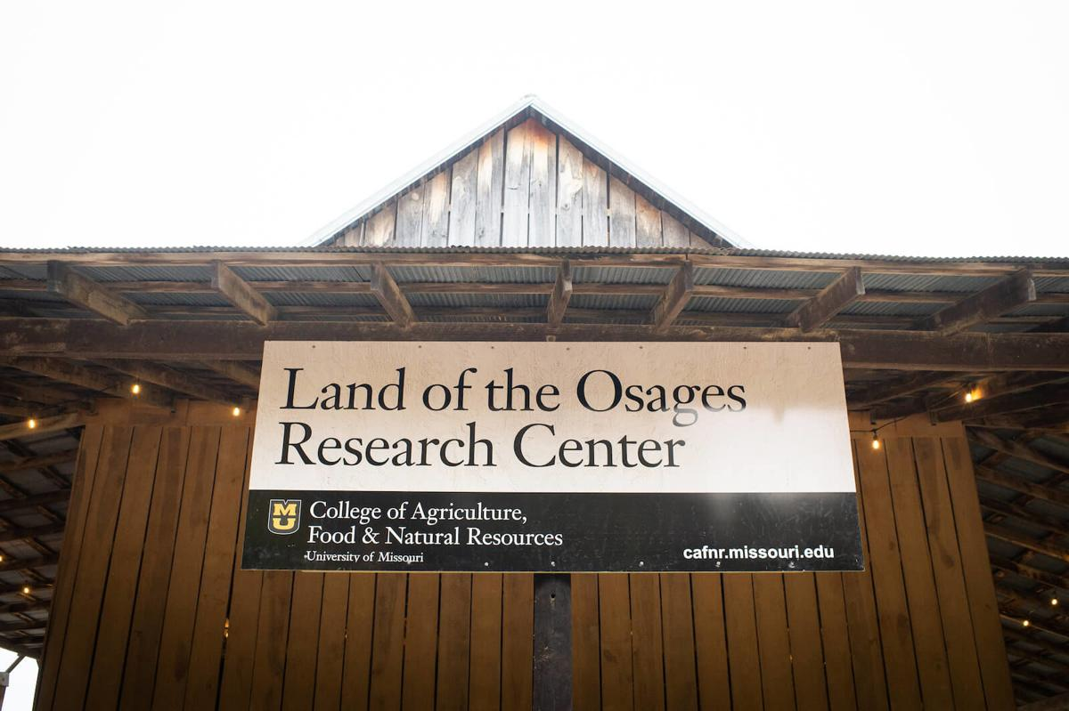 Land Of The Osages Research Center