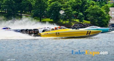 Lake Race at Lake Of The Ozarks