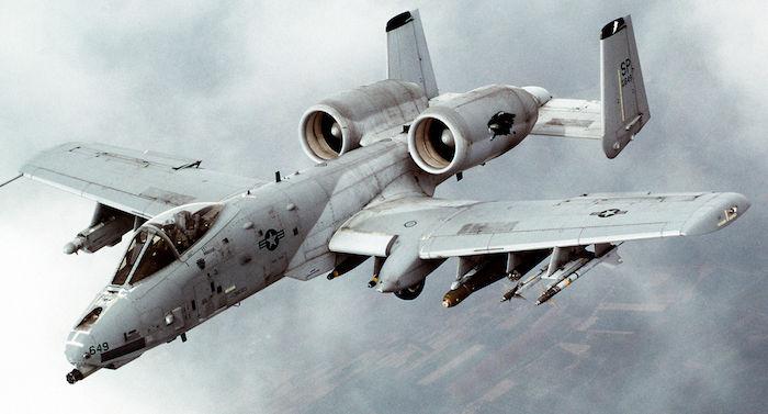 A-10 Thunderbolt II 'Warthog'