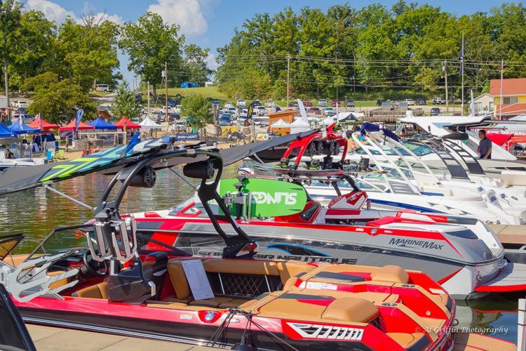 Fall In-Water Boat Show at Captain Ron's