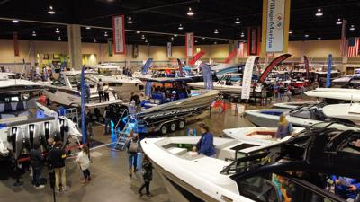 Overland Park Boat Show Sets Attendance Records, As Lake Of The Ozarks Businesses Look For A Big 2021