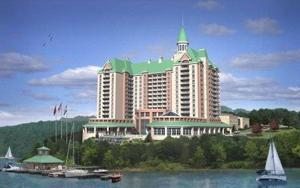 Cau Lake Of The Ozarks Delayed Hammons Hotels Mum On Future 100m Project