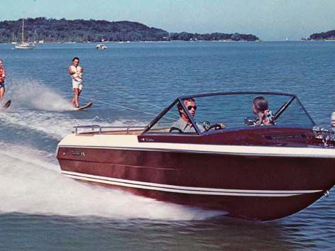Lake Of The Ozarks Boating In The 1970s: Chrome, Ski Shows ...